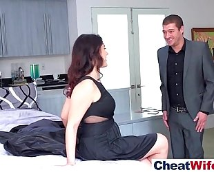 Superb Married slut (valentina nappi) in hard style sex cheating story clip-28