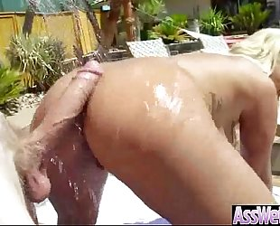 Anal sex tape with large curvy wazoo horny white wife (bridgette b) clip-04