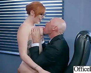 Sex on webcam with large melon titties office slutty wife (lauren phillips) video-16
