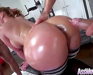 Anal hard gangbang on web camera with large booty floozy amateur wife (phoenix marie) mov-25
