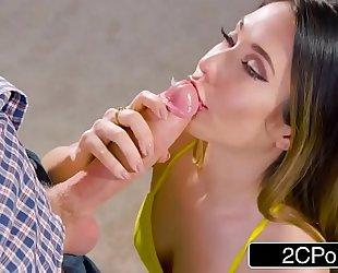 Eva lovia needs her sister's boyfriend's large penis