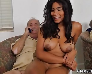 Hairy old granny fuck hd glenn completes the job!