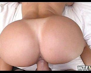 Amateur latin babe maid 033