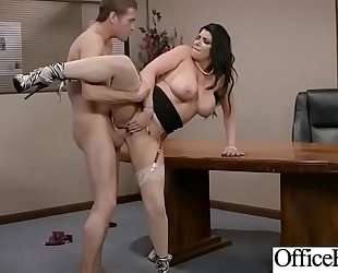 (romi rain) breasty excited floozy office housewife have a fun sex movie-26