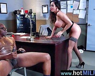 Superb milf (ariella ferrera) in hardcore sex act scene on biggest knob clip-08