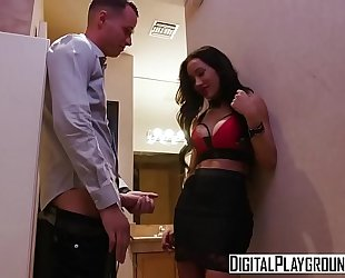 Xxx porn episode - the pickup line two (amia miley, justin hunt)