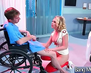 (kagney linn karter) sexy patient come to doctor and receive nailed hardcore movie-13