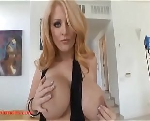 Blacksruinblondes.com monster lengthy chunky giant dark wang destorys giant boob blonde