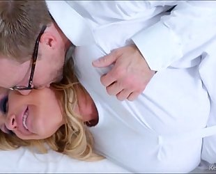 Kelly madison receives treated for her nymphomania