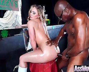 (aj applegate) large oiled wazoo whore white women love hardcore unfathomable anal sex clip-02