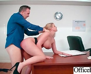 Intercorse in office with large melon milk sacks excellent dirty slut wife (brooklyn chase) vid-04