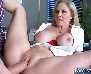 (julia ann) lewd bitch patient gangbang with doctor clip-15