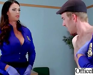 Slut slutty wife (alison tyler & julia ann) with round biggest milk cans acquire nailed in office vid-02