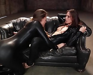 Tori dark and aidra fox, breathtaking duet