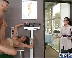 Horny sluty patient (mercedes carrera) come to doctor and acquire sex treat clip-19