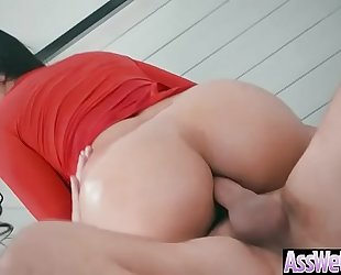 Big a-hole oiled horny white wife (mercedes carrera) love hard anal sex mov-27