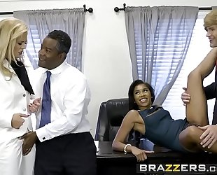 Zz series - (cherie deville, yasmine de leon, charles dera, tyler knight) - zz erection 2016part 4 - trailer preview - brazzers