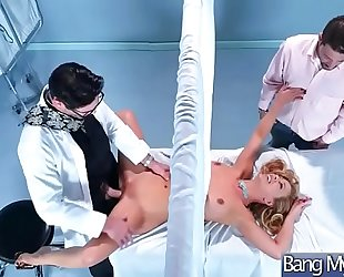 Superb patient (cherie deville) acquire tempted by doctor and nailed video-10