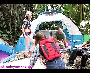 Enjoypornhd.com - alyssa cole, haley reed (backwoods bartering) p3 (new)