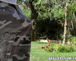 Brazzers.com - breasty playgirl august taylor sucks schlong