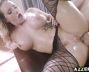 Sexy booty sweetheart cali carter bonks from behind