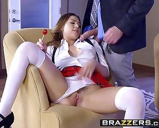 Brazzers.com - brazzers exxtra - melissa moore and preston parker - your principal