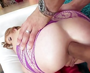 Oh, lovely arya faye acquires one as well as the other holes played with