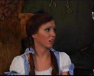 The wizard of oz full porn parody video thisisntporn.com