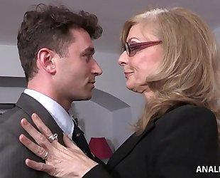 Nina hartley copulates her stepson