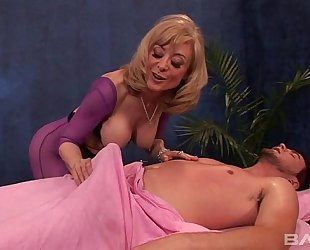 Horny aged woman nina hartley screwed
