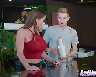 Hardcore anal sex with large gazoo oiled up sluty cheating wife (cathy heaven) video-14