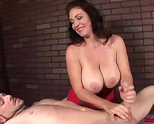 Mean-busty milf wang treatment