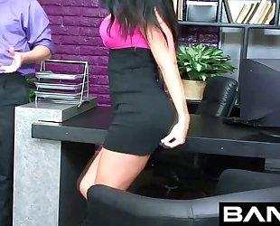 Bang.com: nasty secretaries fuck their bosses