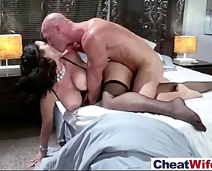 Naughty superb BBC slut (jayden james) cheats in hard sex action mov-12