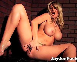 Jayden jaymes's hawt pink corset