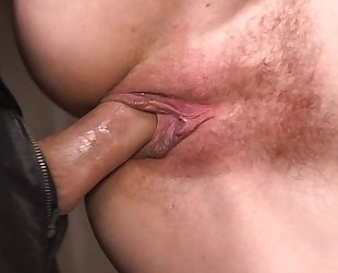 Submissive young girl with natural tits gets dominated in brutal XXX scene