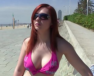 Young harlot gets anally fucked by random dude