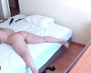 Hidden web camera in a hotel room. raf303