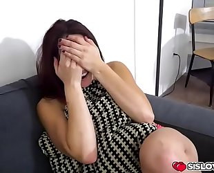 Step bro fucking mandy muse doggy style as her gazoo is shaking