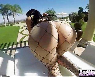 Hard anal gangbang with large round soaked oiled ass slutwife (mandy muse) vid-23