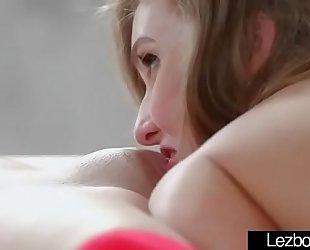 (lena paul & alex blake) lesbian beauties play in front of camera movie-19