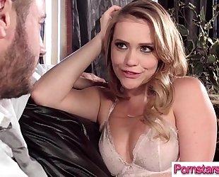 Sex tape betwixt monster 10-Pounder man and hungry pornstar BBC slut (mia malkova) video-17