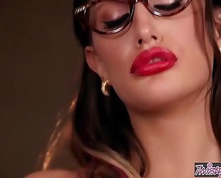 Twistys - (august ames) starring at i am yours and u are mine