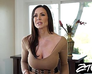 Kendra craving is a large butt milf who can't live without large wang